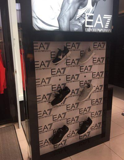 Espositore EA7